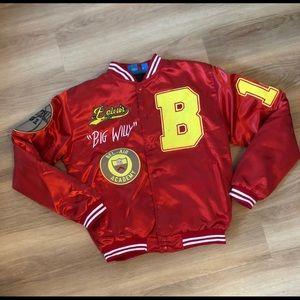 Bel Air Academy Men Bomber Varsity Jacket